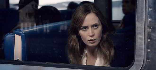 Emily Blunt no primeiro trailer oficial de 'The Girl On The Train'