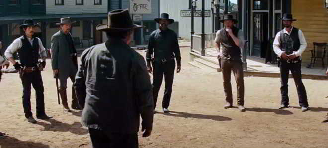 THE MAGNIFICENT SEVEN - Trailer oficial
