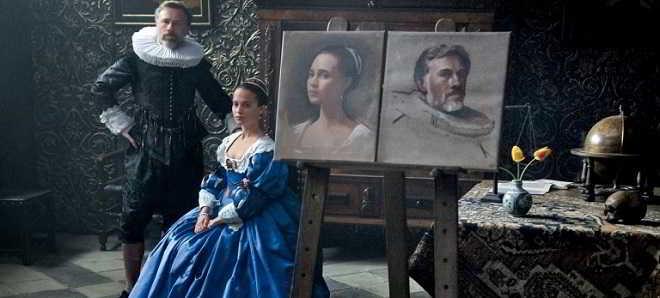 'Tulip Fever': Definida a estreia do drama romântico com Alicia Vikander