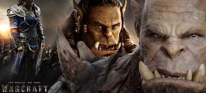 Novo trailer oficial de 'Warcraft: O Primeiro Encontro de Dois Mundos'