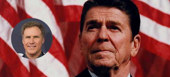 will ferrel_Ronald-Reagan