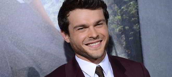Alden Ehrenreich foi o eleito para interpretar o jovem Han Solo