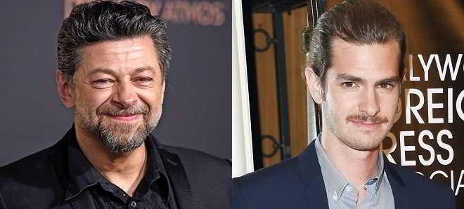 Andy Serkis vai realizar e Andrew Garfield protagonizar o drama de vida real 'Breathe'