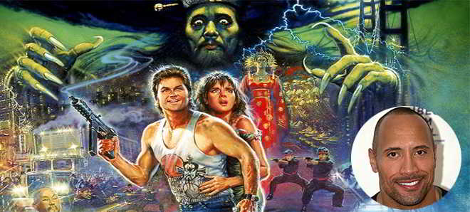 'Big Trouble in Little China': Dwayne Johnson disse que remake está vivo