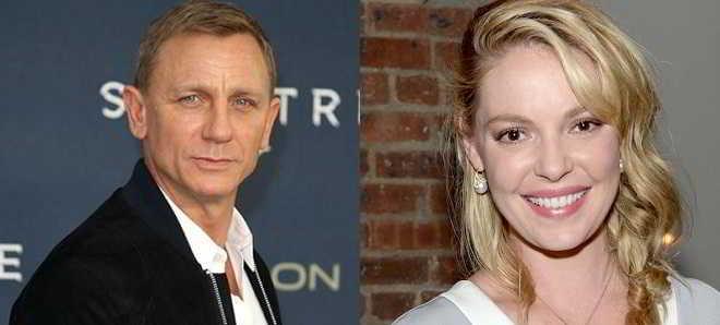 Daniel Craig e Katherine Heigl confirmados na comédia 'Logan Lucky'