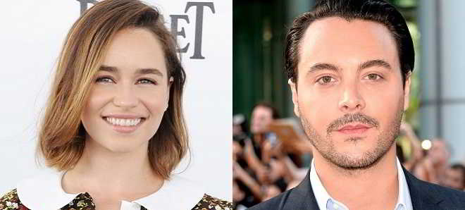 Emilia Clarke e Jack Huston confirmados no elenco do thriller 'Above Suspicion'