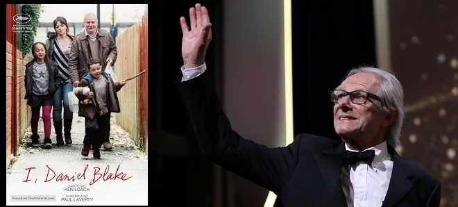 'I, Daniel Blake': Filme de Ken Loach venceu a Palma de Ouro de Cannes 2016