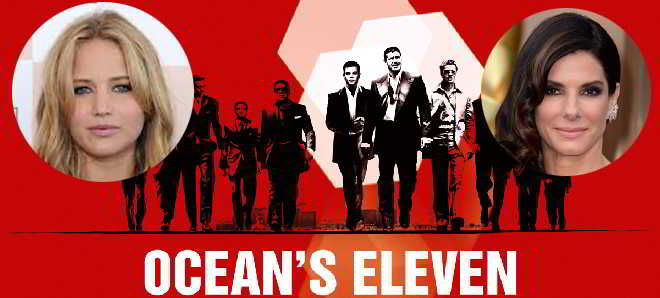 Jennifer Lawrence_Sandra Bullock_oceans eleven