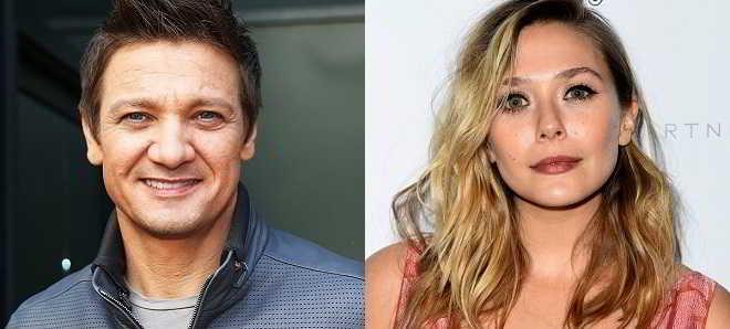 Jeremy Renner e Elizabeth Olsen vão ser os protagonistas do thriller 'Wind River'
