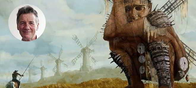 Michael Palin vai ser Don Quixote no filme do produtor Paulo Branco