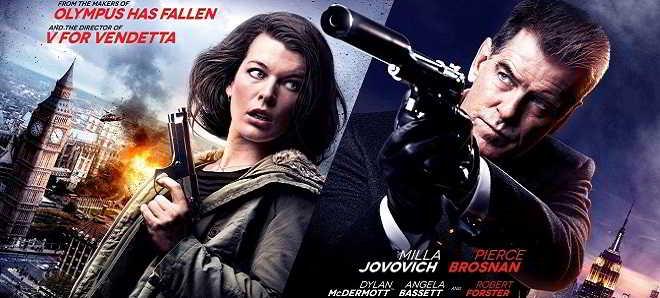 Milla Jovovich em ação no trailer em português de 'Sobrevivente'