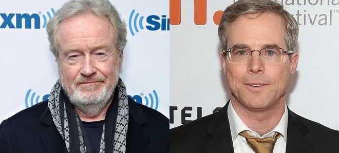 Ridley Scott e Andy Weir voltam a reunir-se para um novo projeto
