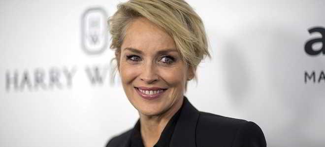 Sharon Stone revelou que vai aparecer num filme da Marvel