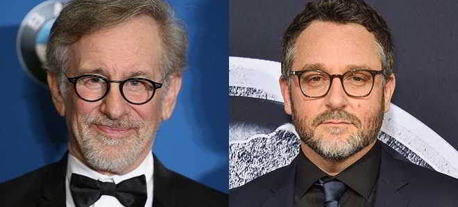 Steven Spielberg e Colin Trevorrow_Powerhouse