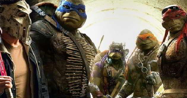 'Tartarugas Ninja Heróis Mutantes: O Romper das Sombras': Novo trailer em português