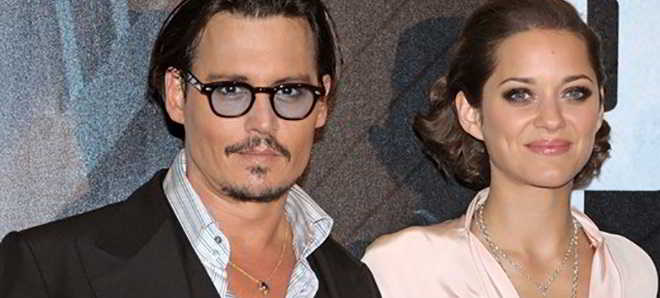 Johnny Depp e Marion Cotillard confirmados no elenco de 'The Libertine'