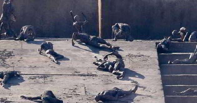 'Alien: Covenant': Imagens dos sets de filmagens do filme de Ridley Scott