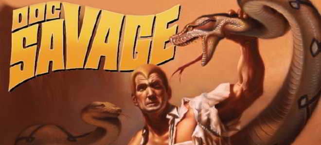 Dwayne Johnson poderá interpretar o aventureiro Doc Savage