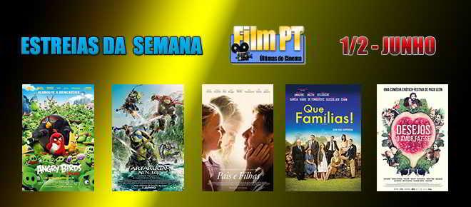 estreias filmes portugal 2 junho 2016