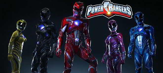Nova franquia dos 'Power Rangers' poderá ter até sete filmes