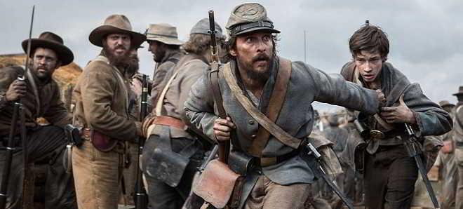 Segundo trailer oficial de 'Estado Livre de Jones' com Matthew McConaughey