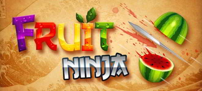 'Fruit Ninja' jogo para tablets e smartphones vai ser adaptado ao cinema