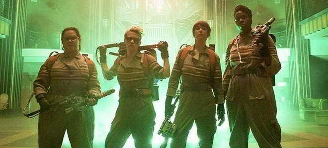 Divulgado o segundo trailer oficial de 'As Caça-Fantasmas'