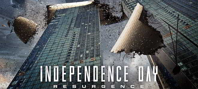 Veja os novos posters de 'O Dia da Independência: Nova Ameaça'