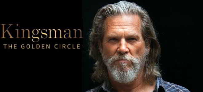 Jeff Bridges confirmado no elenco de 'Kingsman: The Golden Circle'