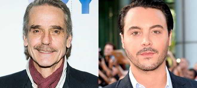 Jeremy Irons vai ser pai de Jack Huston na comédia 'An Actor Prepares'