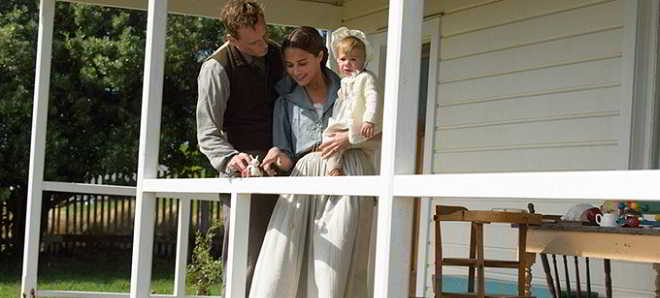 Michael Fassbender e Alicia Vikander no novo trailer de 'The Light Between Oceans'