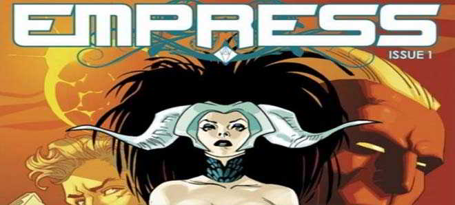 'Empress' de Mark Millar vai ser adaptada ao cinema