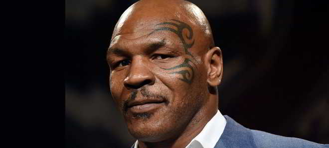 Mike Tyson regressa aos ringues de boxe com 'Kickboxer: Retaliation'