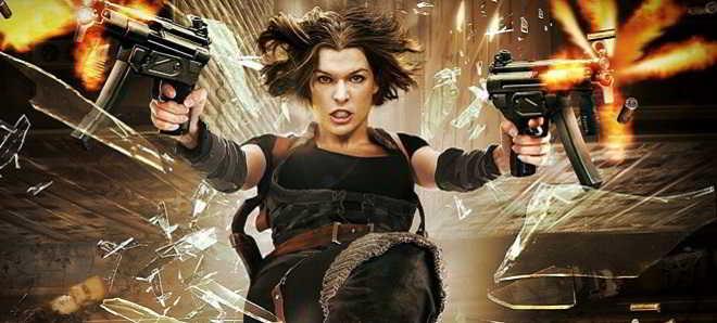 Milla Jovovich no elenco do novo filme de James Franco 'Future World'