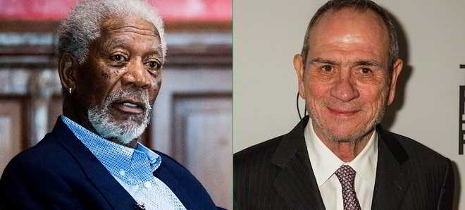 'Villa Capri' vai ter como protagonistas Morgan Freeman e Tommy Lee Jones