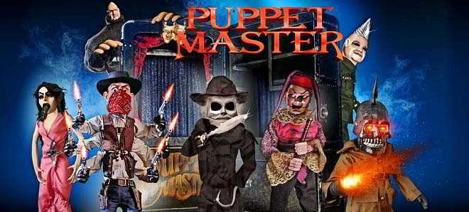 Reboot do clássico de terror 'Puppets Master' já está em desenvolvimento