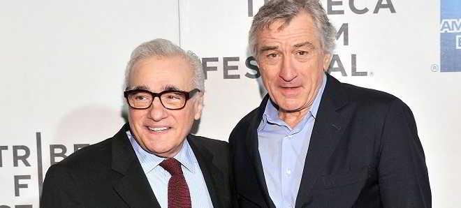 'The Irishman': Luz verde para o filme de Martin Scorsese com Robert de Niro