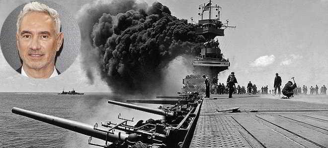 Roland Emmerich está a preparar filme sobre a Batalha de Midway