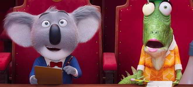 Divulgado um novo trailer oficial da animação 'Cantar!'