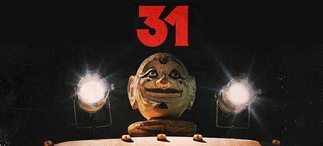 Assista ao trailer do thriller de terror de Rob Zombie '31'