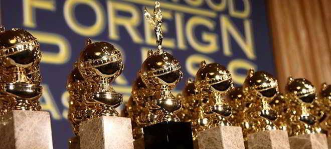 Anunciadas as datas para a 74ª edição dos Globos de Ouro