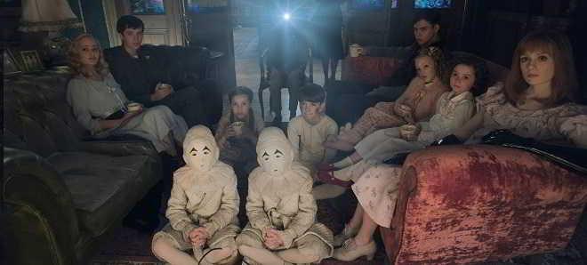 Novo trailer em português de 'A Casa da Senhora Peregrine para Crianças Peculiares'