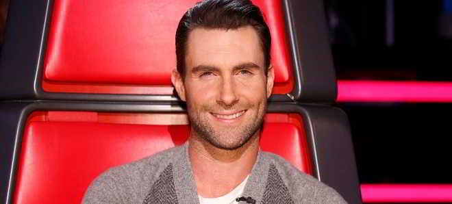 Adam Levine, vocalista dos Maroon 5 no elenco da comédia 'The Clapper'