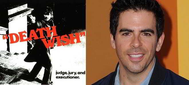 Eli Roth definido para realizar o remake de 'O Justiceiro da Noite'