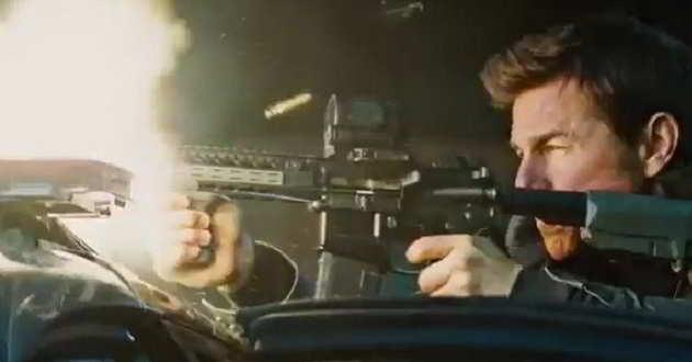 Primeiro trailer em português de 'Jack Reacher: Nunca Voltes Atrás'
