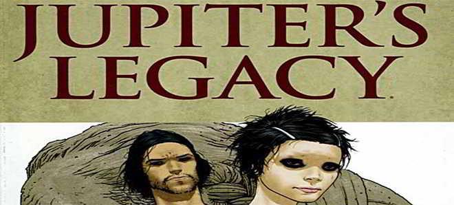 'Jupiter's Legacy': Adaptação da BD de Mark Millar já tem argumentistas