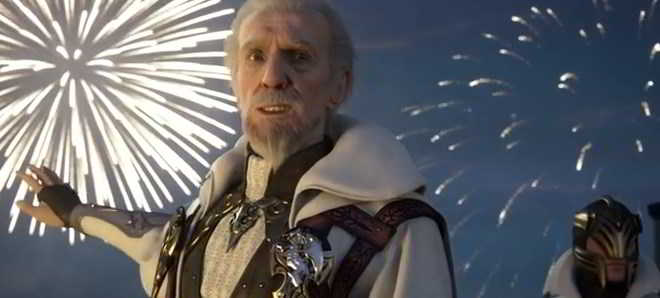 Primeiro trailer oficial da adaptação do videojogo 'Kingsglaive: Final Fantasy XV'