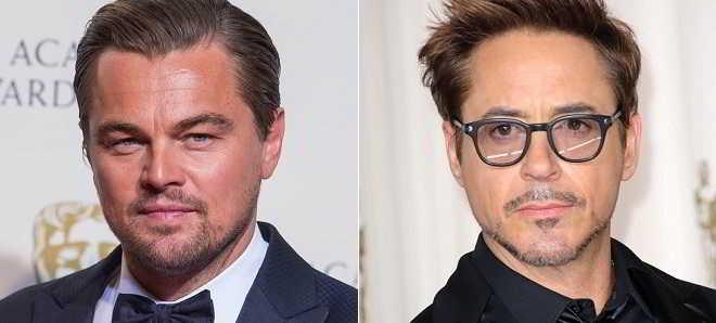 Leonardo DiCaprio e Robert Downey Jr. apontados para projeto sobre o poeta Rumi