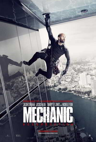 Mechanic Resurrection_poster