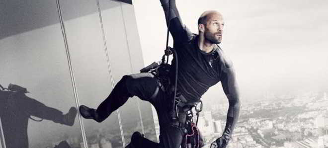 Novo poster e trailer de 'Mechanic: Resurrection' com Jason Statham